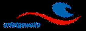 Logo erfolgswelle transparent, png