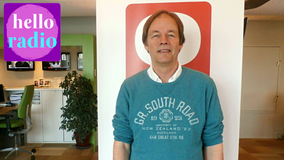 Hello Radio Spirituality interview met Mark Becking psychotherapeut en theosoof