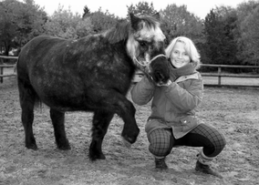 Glinda Spreen mit Madame Nou   (Foto: KJRFV)