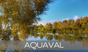 Aquaval piscine jeux lacs complexe de loisirs