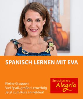 Spanisch lernen mit Eva