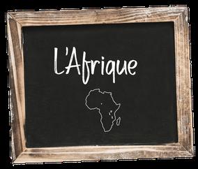 CQFD - Ce Qu'il Faut Déguster • L'Afrique