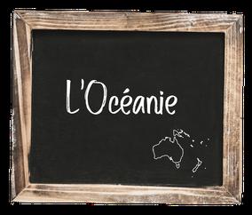 CQFD - Ce Qu'il Faut Déguster • L'Océanie