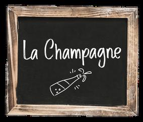 CQFD - Ce Qu'il Faut Déguster • La Champagne