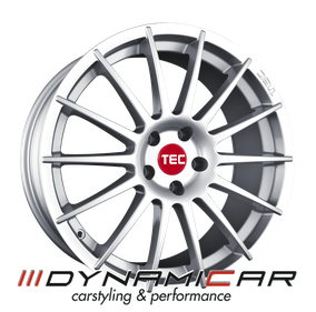 TEC Speedwheels AS2 Silber