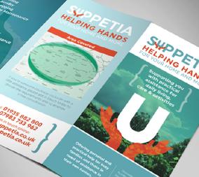 Support Worker Branding | Design By Pie