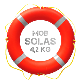 Rettungsring Solas 2,5 kg