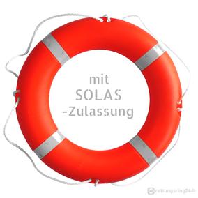 Rettungsring mit SOLAS-Zulassung