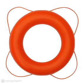 Rettungsring Orange