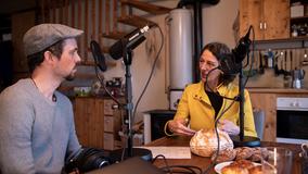 Podcast von Florian Lustig G'pia di mit Helga Graef