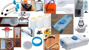 Zubehör Wasser für Wohnmobile, Wohnwägen, Camping