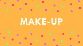 makeup kinderfeestje