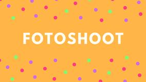 fotoshoot tiener