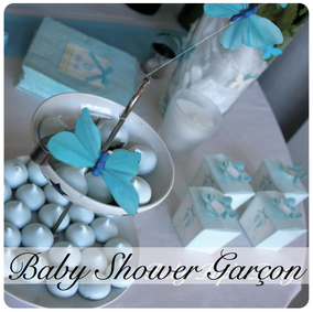 En image baby pop 39 s party d coration baby shower france - Idee pour baby shower ...