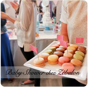baby shower zébulon pessac boutique prêt à porter enfants marques girly après midi décoration sweet table macaron entre filles naissance grossesse