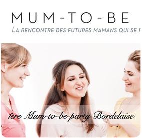 mum to be party bordeaux paris première naissance grosses femme enceinte rencontre nombril bébé arrivée sweet table décoration atelier inscription