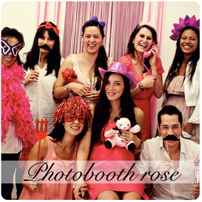 photobooth rose pink photomaton animation mariage baby shower bordeaux paris toulouse lyon côte d'azur 33 anniversaire organisation