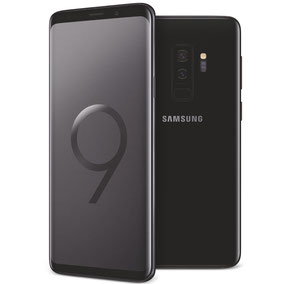 Samsung Galaxy S9+ disponible ici.