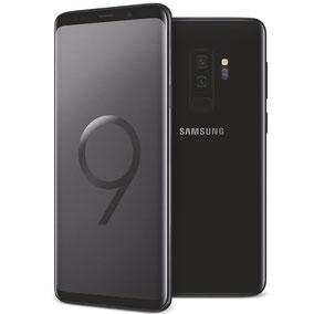 Samsung Galaxy S9+ disponible ici.