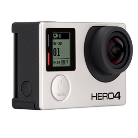 GoPro HERO 4 : Black Edition