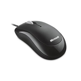 Microsoft L2 Basic Optical Mouse Noire