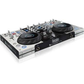 Hercules DJ Console 4-Mx disponible ici.