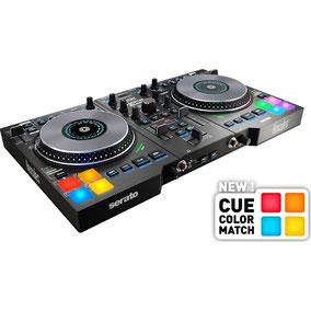 Hercules DJ Control Jogvision disponible ici.