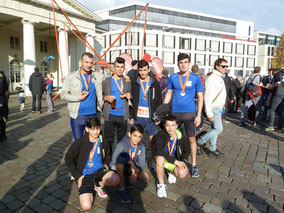 Nach dem Oldenburg-Marathon 2016