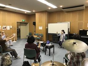 どれみLABO 江東区 音楽健康サロン 音楽療法 介護予防 健康促進