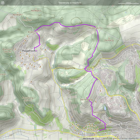 Kartenmaterial: MapOut (OpenStreetMap)