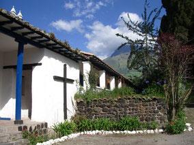 Ecuador wunderschöne Haciendas als Hotel genutzt