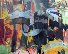 Susanne Möhring, untitled, 2011, Öl auf Lwd, 94,5  x 120 cm