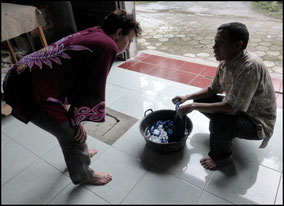 Textiil Batik Making