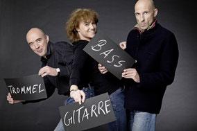 2010: Melanca als Trio