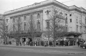 昭和の旧帝国劇場