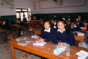 Mount Kailash School - classroom