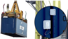 Container Tracking Device CTD