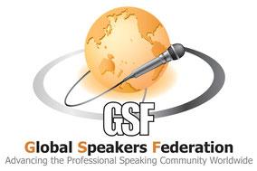Der Präsentationstrianer PETER MOHR ist Mitglied der GLOBAL SPEAKERS FEDERATION