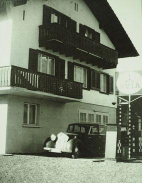 Garage Kramer Schachen früher