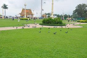 Geh'n mer Tauben vergiften im Park