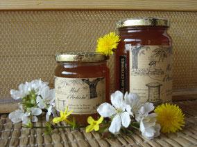 Miel de Cévennes Ardèche