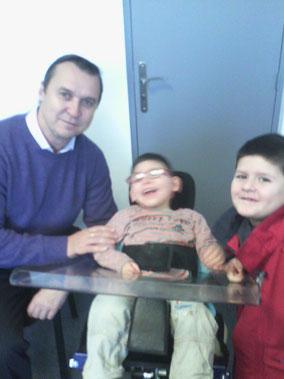 Visite avec le docteur Narzarov