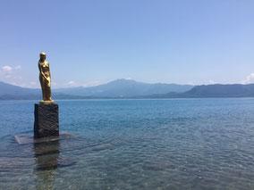 田沢湖の画像