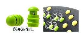 家庭用磁気治療器ブランド『MAGUNiT®』です。