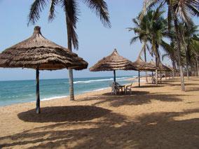 Plaĝo de Avepozo, Lomeo, Togolando
