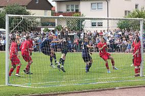 In der Relegation unterlag der TSV damals mit 1:2