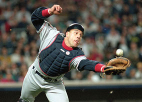 Dave Valle per 13 anni in Major League (Foto di Chuck Solomon/SI)