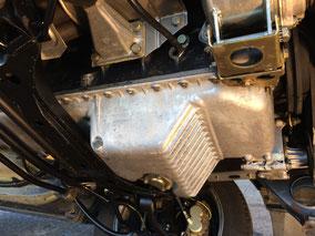 Porsche 911 S RS St T Unterbodenschutz entfernen, Restaurierung, komplette Entfernung des Kautschuks