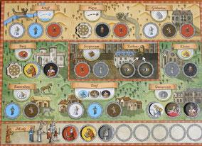 Spieler-Tafel