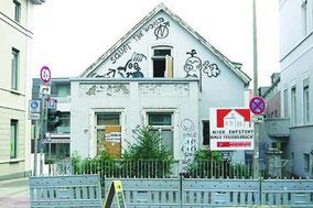 Haus Friedensbruch